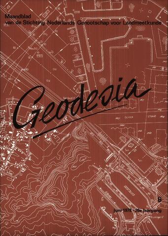 (NGT) Geodesia 1978-06-01