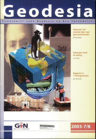 (NGT) Geodesia 2003-07-01