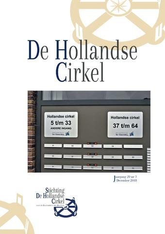 De Hollandse Cirkel (DHC) 2018-12-01