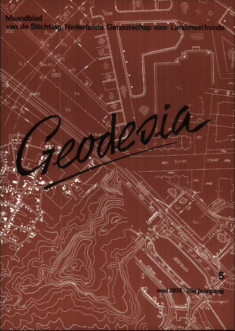 (NGT) Geodesia 1978-05-01