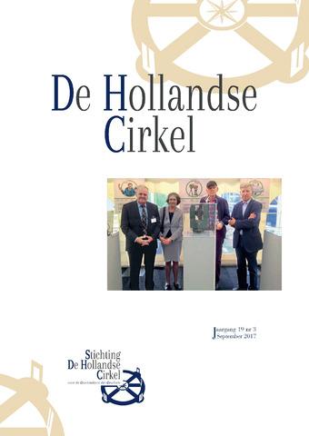 De Hollandse Cirkel (DHC) 2017-09-01
