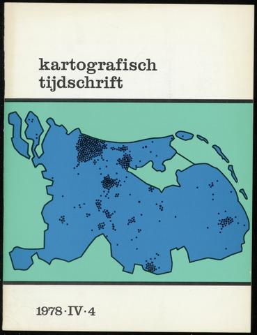 Kartografisch Tijdschrift 1978-10-01
