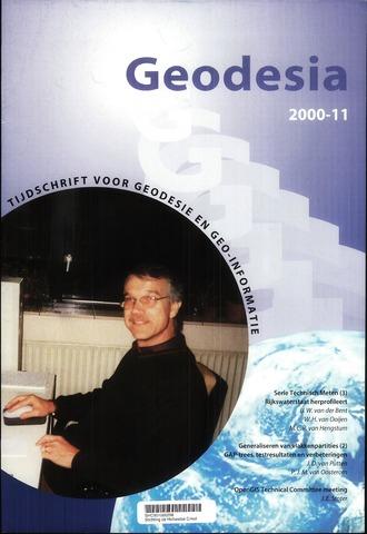 (NGT) Geodesia 2000-11-01