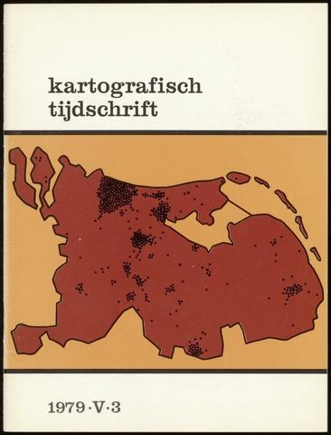 Kartografisch Tijdschrift 1979-07-01