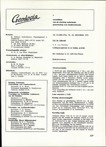 (NGT) Geodesia 1972-10-01