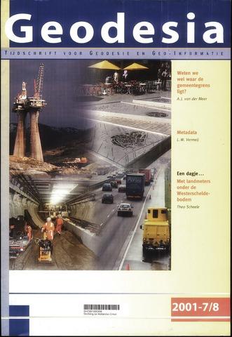 (NGT) Geodesia 2001-07-01