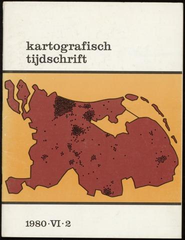 Kartografisch Tijdschrift 1980-04-01