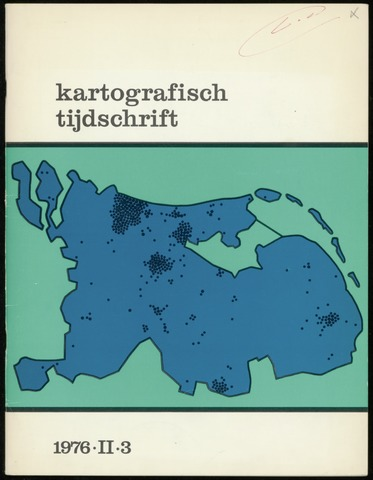 Kartografisch Tijdschrift 1976-07-01