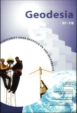 (NGT) Geodesia 1997-07-01