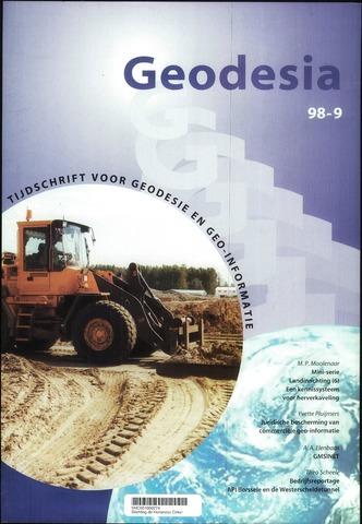 (NGT) Geodesia 1998-09-01