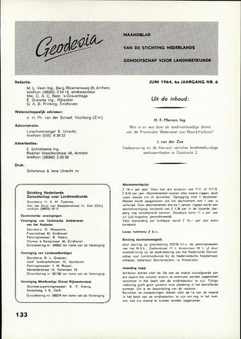 (NGT) Geodesia 1964-06-01