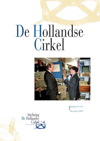 De Hollandse Cirkel (DHC) 2009-12-01