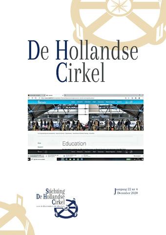 De Hollandse Cirkel (DHC) 2020-12-01