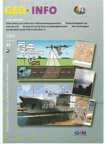 Geo-Info 2004-11-01