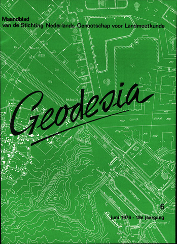 (NGT) Geodesia 1976-06-01