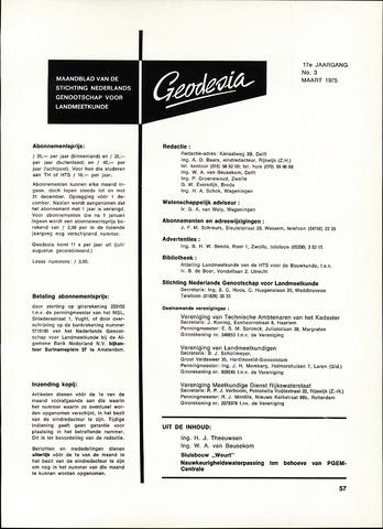 (NGT) Geodesia 1975-03-01