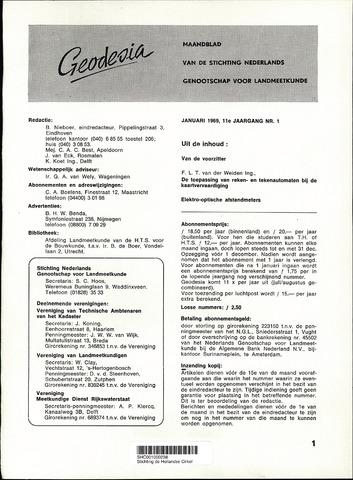 (NGT) Geodesia 1969-01-01