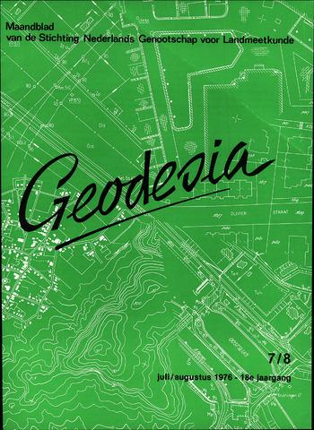 (NGT) Geodesia 1976-07-01