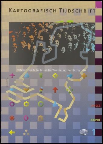 Kartografisch Tijdschrift 2002