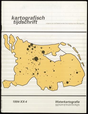 Kartografisch Tijdschrift 1994-10-01