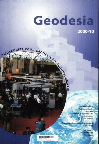 (NGT) Geodesia 2000-10-01
