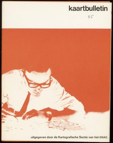 Kaartbulletin 1974