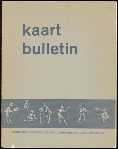 Kaartbulletin 1967-09-01