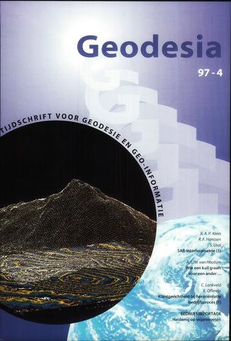 (NGT) Geodesia 1997-04-01