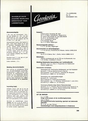 (NGT) Geodesia 1975-12-01