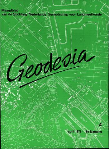 (NGT) Geodesia 1976-04-01