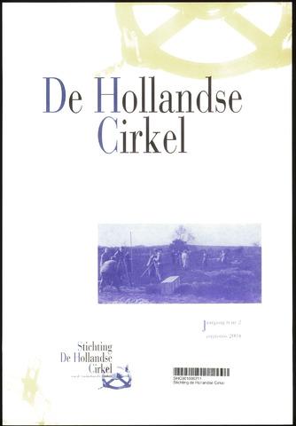 De Hollandse Cirkel (DHC) 2004-08-01