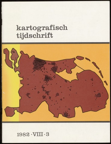 Kartografisch Tijdschrift 1982-07-01