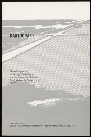 Kartografie 1972-09-01