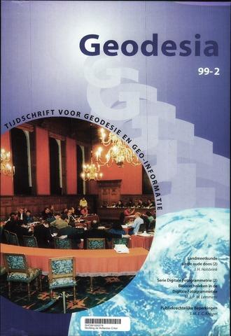 (NGT) Geodesia 1999-02-01