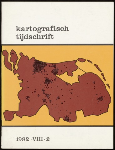 Kartografisch Tijdschrift 1982-04-01