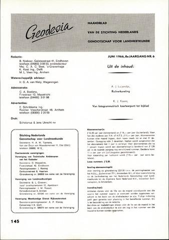 (NGT) Geodesia 1966-06-01