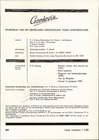 (NGT) Geodesia 1959-12-01