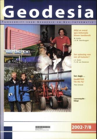 (NGT) Geodesia 2002-07-01
