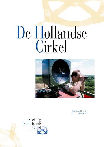 De Hollandse Cirkel (DHC) 2013-06-01
