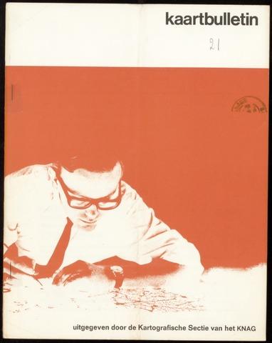 Kaartbulletin 1969-09-01