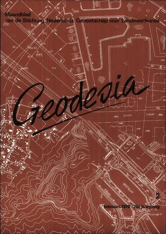 (NGT) Geodesia 1978-02-01