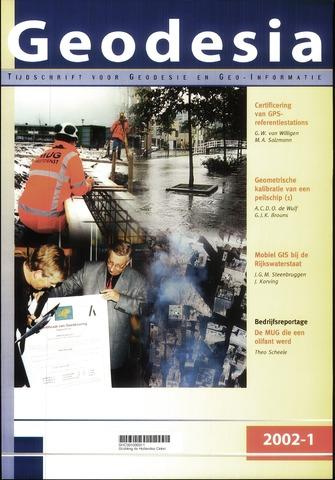 (NGT) Geodesia 2002-01-01