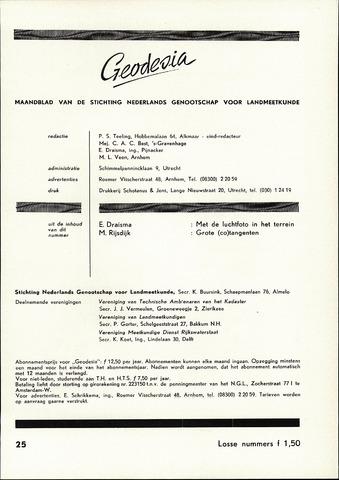 (NGT) Geodesia 1960-02-01