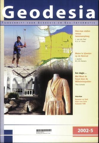 (NGT) Geodesia 2002-05-01