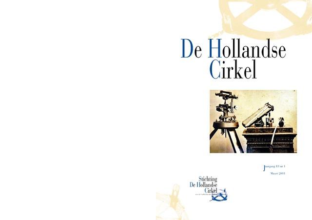 De Hollandse Cirkel (DHC) 2011-03-01