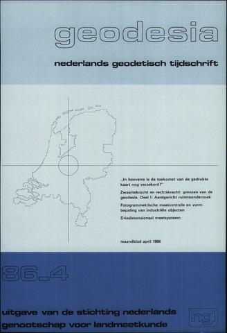 (NGT) Geodesia 1986-04-01