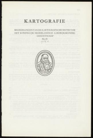 Kartografie 1964-10-01