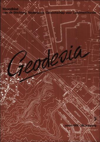 (NGT) Geodesia 1978-03-01