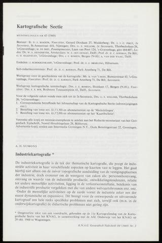Kartografie 1969-07-01