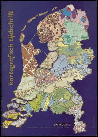 Kartografisch Tijdschrift 1998-04-01